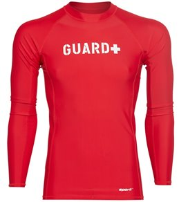 Sporti Guard Men's L/S Sport Fit Rashguard