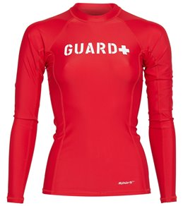 Sporti Guard Women's L/S Sport Fit Rashguard