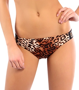 Luxe Foxy Lady Tab Side Pant Bottom