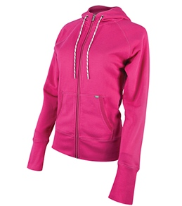 TYR Women's Zip Hoodie