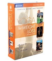 Gaiam Complete Yoga Weight Loss Program DVD