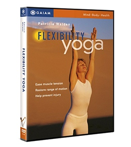 Gaiam Yoga for Flexibility DVD