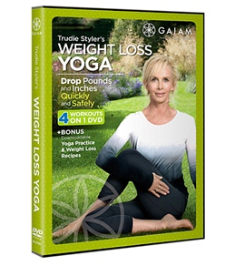 Gaiam Trudie Styler's Weight Loss Yoga DVD