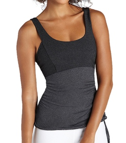 Beyond Yoga Women's Scoopneck Drawstring Cami