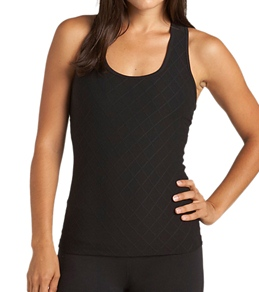 Beyond Yoga Women's Quilted Racerback Tank Top