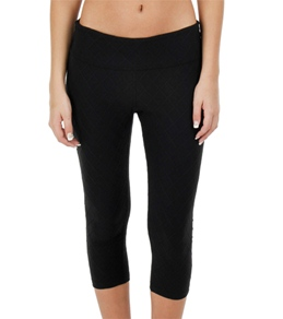 Beyond Yoga Women's Quilted Original Legging