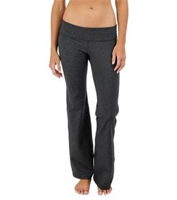 Beyond Yoga Women's Heather Gray Original Pant