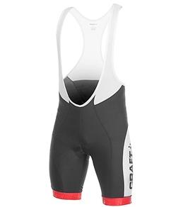Craft Men's Active Logo Cycling Bib Shorts