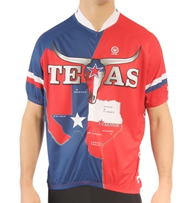 Canari Texas Cycling Jersey