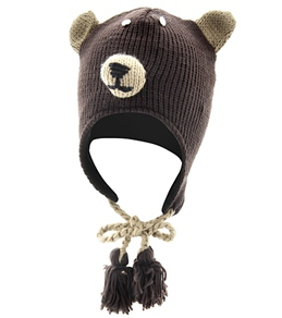 ClubSwim Knitted Bear Hat
