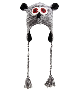 ClubSwim Knitted Owl Hat