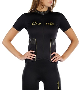Castelli Women's Coco Full Zip Cycling Jersey