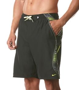 Nike Swim Broken Stripes Splice Short