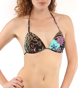 Quintsoul Zebra Beach Triangle Top