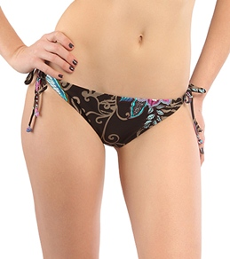 Quintsoul Zebra Beach String Side Bottom