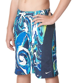 Nike Swim Boys' Tidal Wave Splice Volley Boardshort