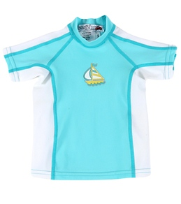 Beach Rays Infant Boys' Sailboats Rash Guard