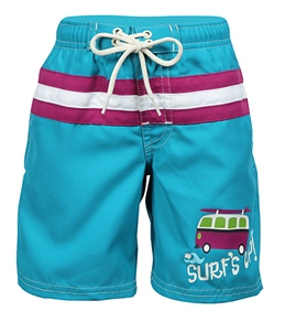 Beach Rays Toddler Boys' Surf's Up Boardshorts