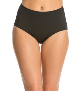 TYR Solids High Waist Bottom