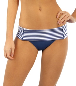 Seafolly Pin Up Hipster Skirted Hipster Bottom