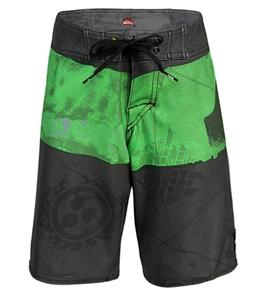 Quiksilver Boys' Cypher Kelly Nomad Boardshorts (8-20)