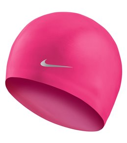 Nike Junior Solid Silicone Cap
