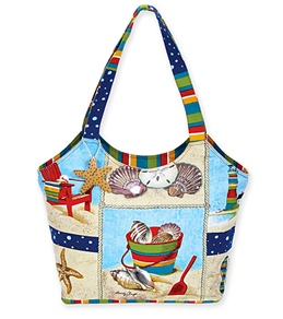 Sun N Sand Seaside Scoop Tote