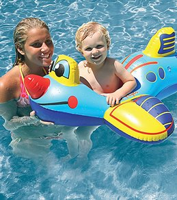 Poolmaster Transportation Baby Riders