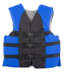 Poolmaster U.S.C.G. Approved Swim Vest (50-90 lbs)