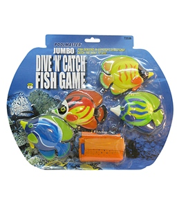 Poolmaster Jumbo Dive 'N' Catch Fish Game