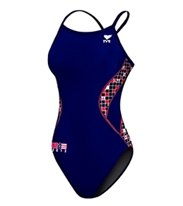 TYR USA 2012 Diamondback Splice Print