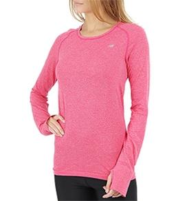 New Balance Women's NBx Minimus Long Sleeve Running Top