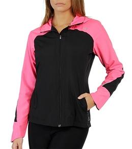 New Balance Women's Sequence Hooded Running Jacket