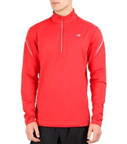 New Balance Men's Megaheat Competitor Running 1/2 Zip