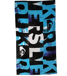Quiksilver Laid Out Beach Towel