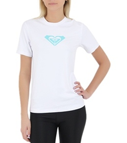 Roxy Women's Basically Roxy S/S Surf Shirt