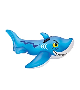 Intex Friendly Shark Ride-On Inflatable Float