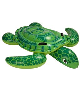Intex Sea Turtle Ride-On Inflatable Float