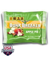 Bonk Breaker Apple Pie with Chia Seed Energy Bars (Box of 12)