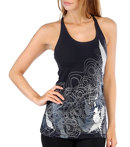 Lole Women's Spiral Yoga Tank Top