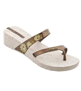 Ipanema Plat Premium Wedge Sandal