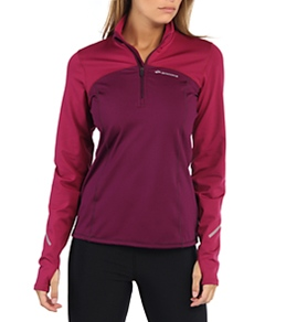 Brooks Women's Utopia Thermal Running 1/2 Zip