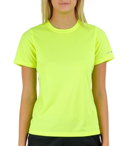 Brooks Women's Podium Short Sleeve Distance Top