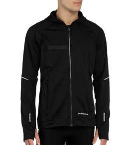 Brooks Men's Utopia Thermal Hooded Running Jacket