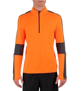 Brooks Men's Nightlife Essential Long Sleeve Running 1/2 Zip