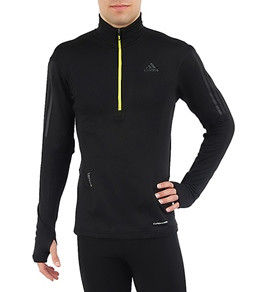 Adidas Outdoor Men's Terrex Long Sleeve Running Half Zip
