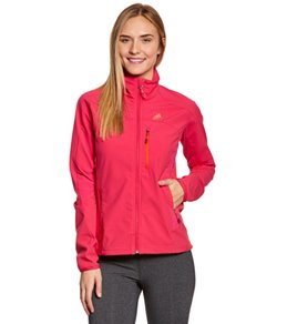 Adidas Outdoor Women's Terrex Swift Soft Shell Running Jacket