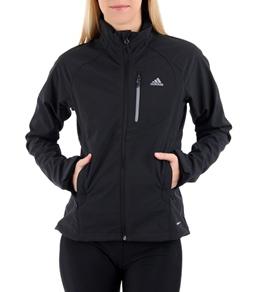 Adidas Outdoor Women's Running Soft Shell Jacket