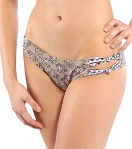 Volcom Mystery Garden Knot Side Retro Bottom