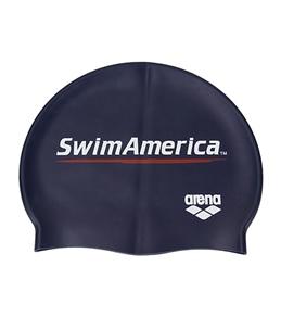 SwimAmerica Arena Swim Cap